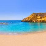 Playa de Cocedores. Murcia