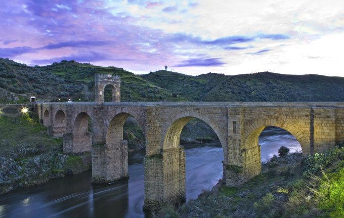Puente de Alcantara. Caceres (1)
