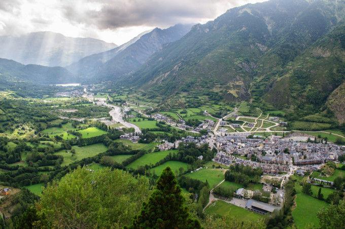 Valle de Benasque. Huesca