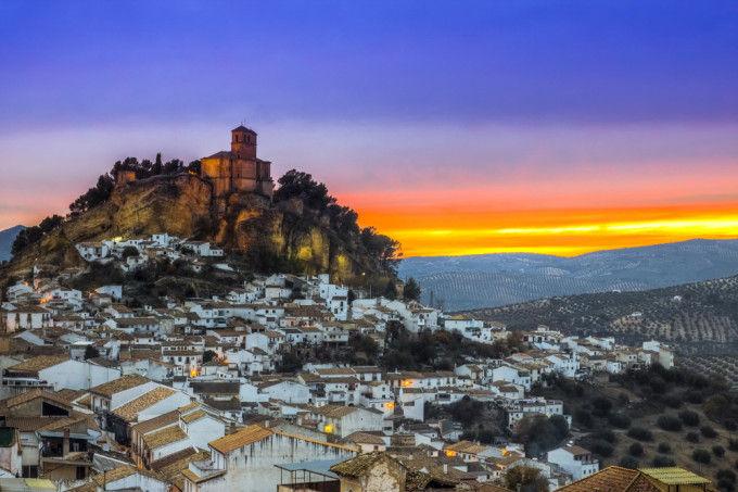 Montefrío. Granada