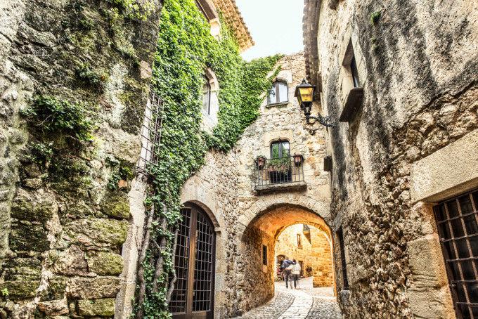 Pals. Girona