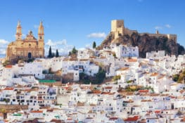 10 imágenes para enamorarse de Olvera, Capital del Turismo Rural 2021