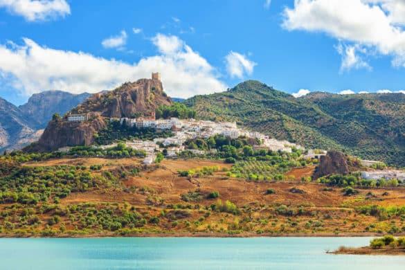 10 imágenes mágicas de Pueblos Blancos andaluces
