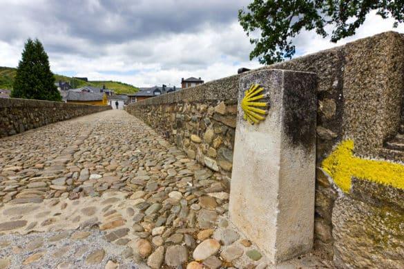 Las 10 casas rurales mejor valoradas del Camino de Santiago francés