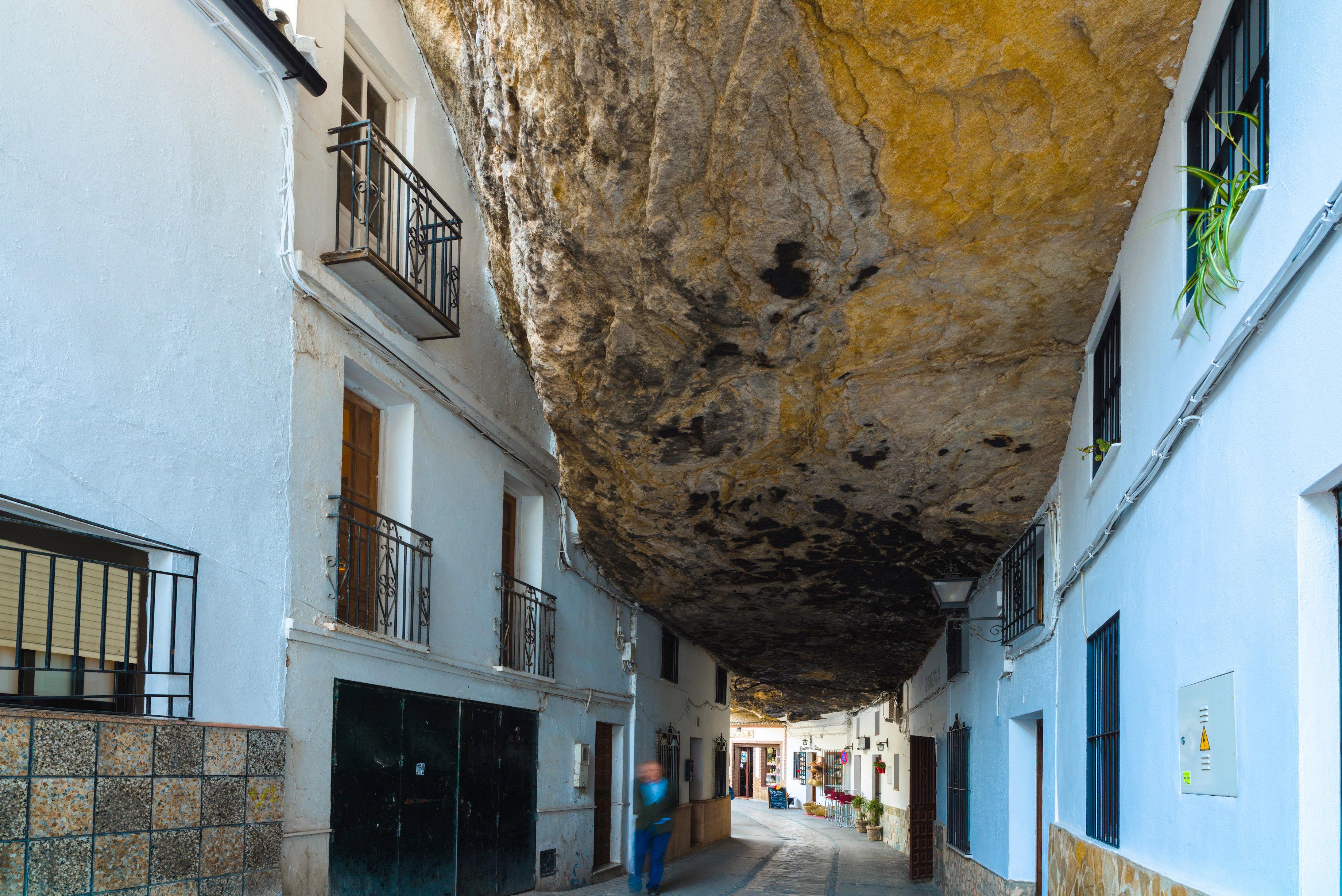 Turismo rural en setenil de las bodegas - Bodegas en sotanos de casas ...