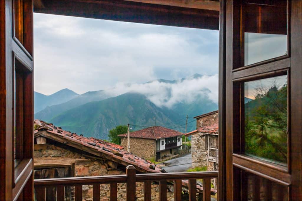 Casa rural Ligüeria