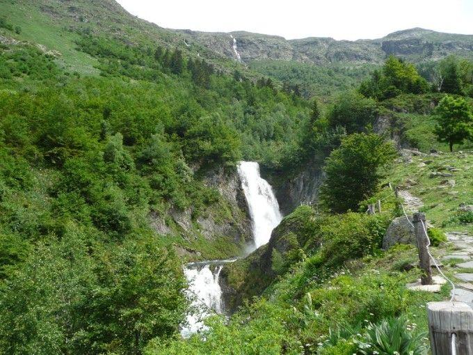 Cascada del Pish