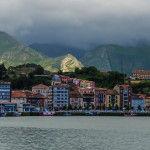 Precioso atardecer que pudimos disfrutar en Ribadesella (Asturias).