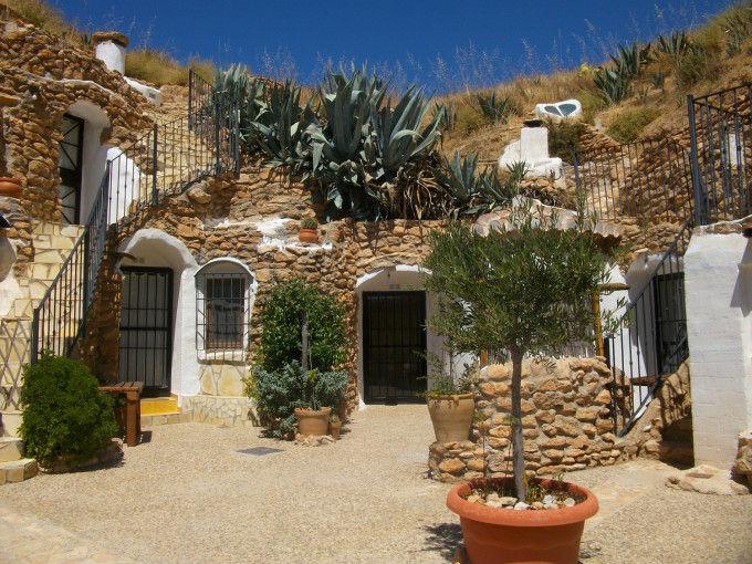Cuevas Algarves de Gorafe