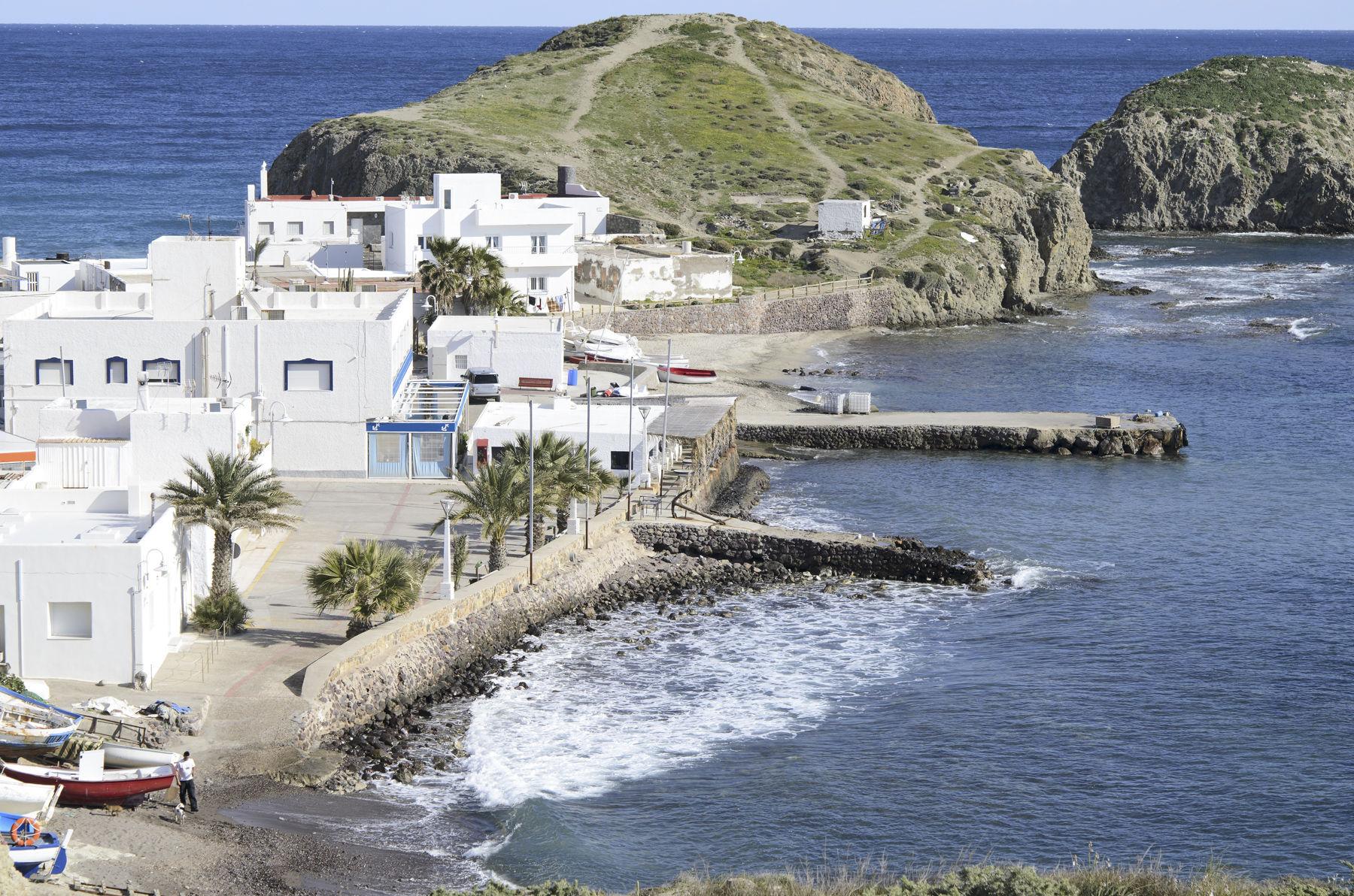 Playas de cabo de gata en almer a for Inmobiliarias de almeria