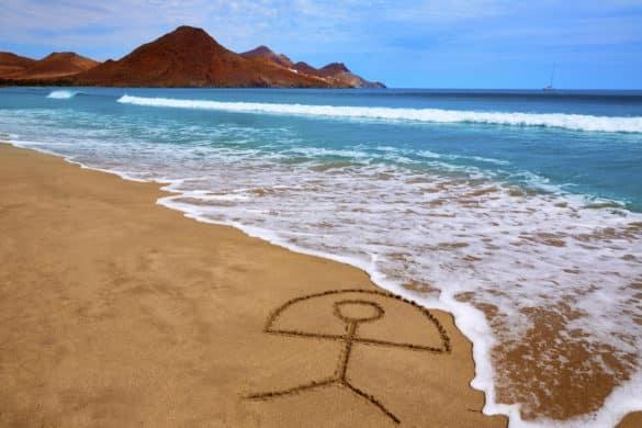 Recorrido por las playas del Cabo de Gata