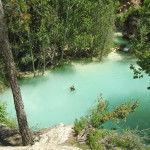 Cómo darse un chapuzón fresquito y turquesa en Cuenca