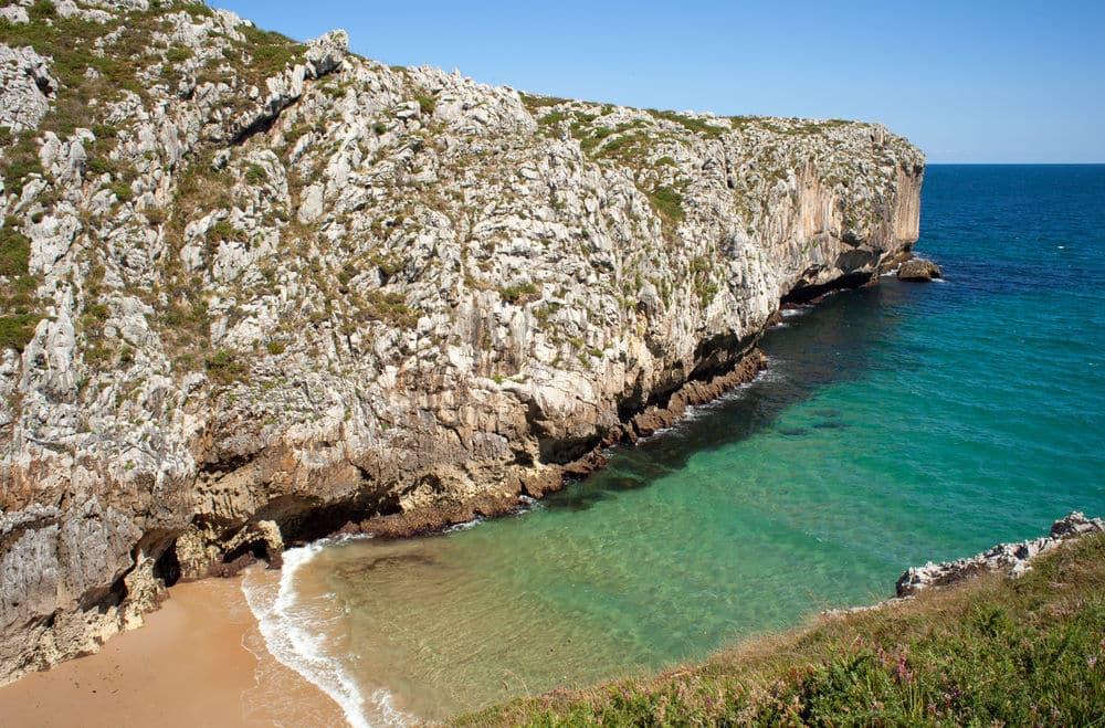 Playa Nueva de Llanes