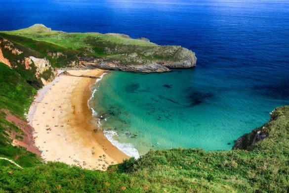 9 playas para enamorarte de Asturias