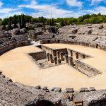 Itálica, la ciudad romana donde rodará Juego de Tronos