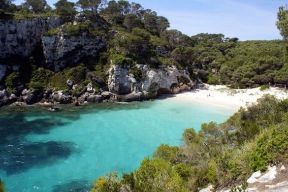 9 playas imprescindibles de Menorca