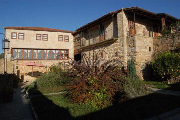 Pazoterapia: 4 pazos para volver como nuevo de Galicia