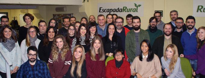 Equipo de EscapadaRural
