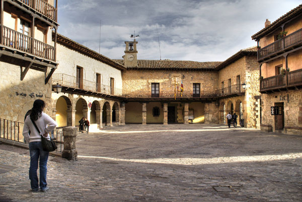 Plaza Albarracín