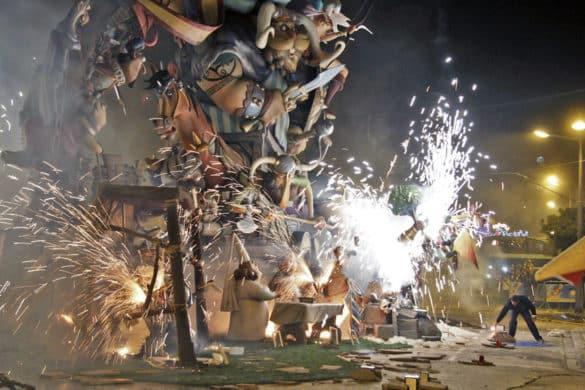 Consejos y curiosidades sobre las Fallas de Valencia
