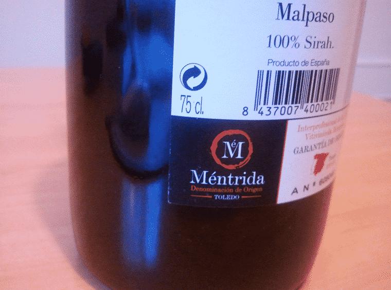 Fuente del vino