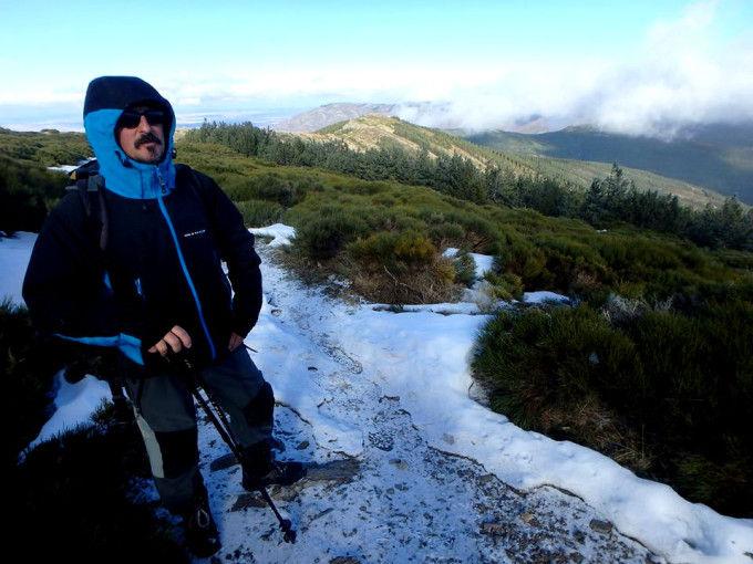Ruta Pico del Lobo - Piraguas El vado