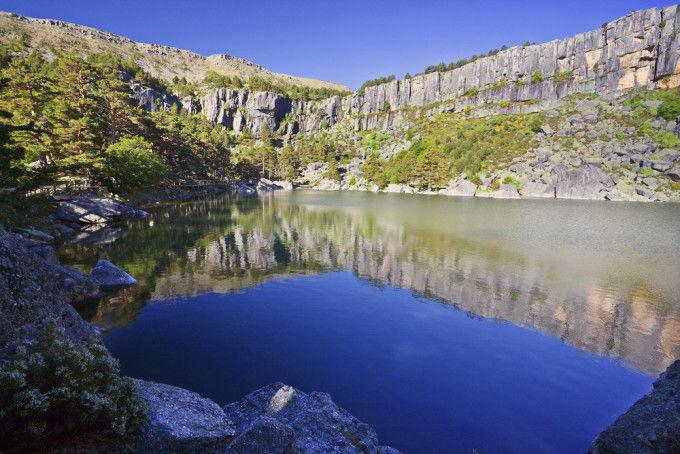 Laguna Negra. Soria