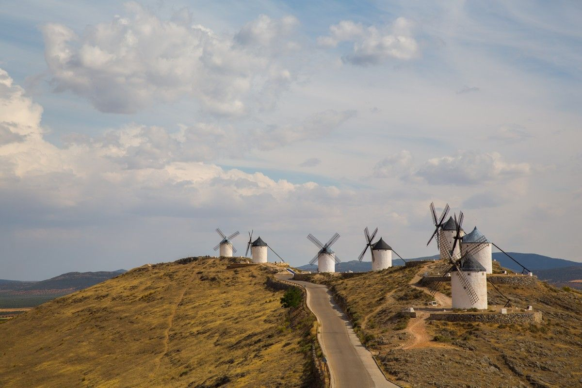 Ruta del quijote por castilla la mancha for Canal castilla la mancha