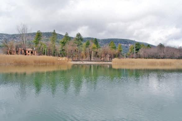 Qué ver y por qué visitar la Laguna de Uña, en la Serranía de Cuenca