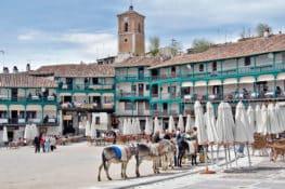 Qué ver y hacer en Chinchón, uno de los pueblos más bonitos de Madrid