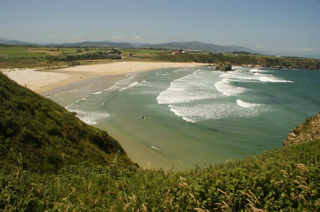 Playa de Peñarredonda