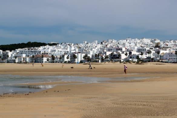 Playas para todos los gustos en La Janda gaditana