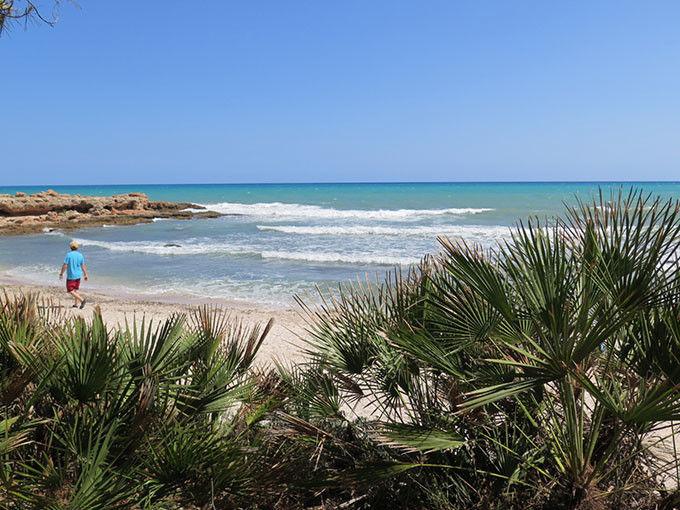 Playa de Irta