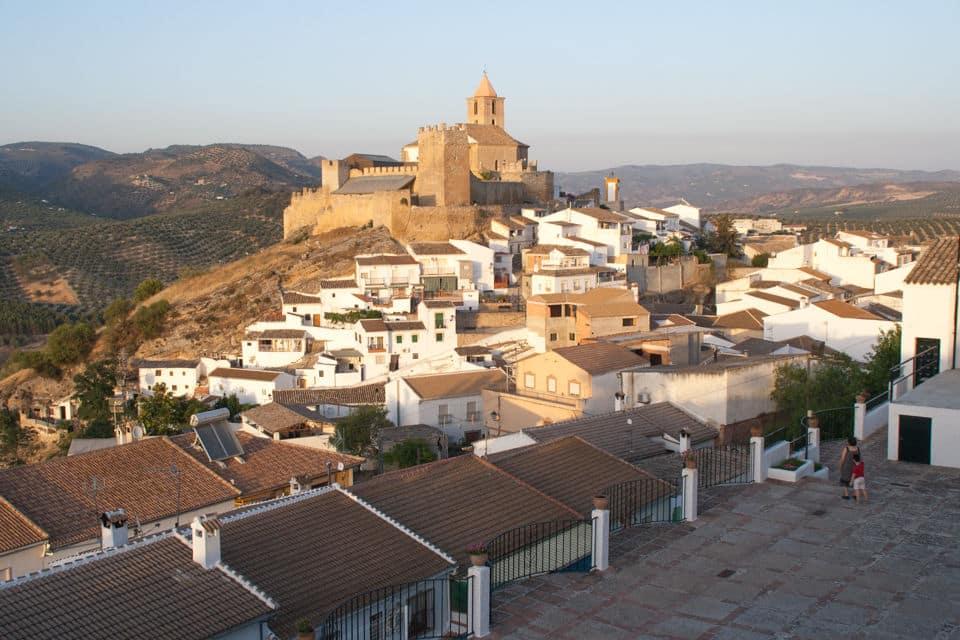 Castillo Iznájar, Córdoba