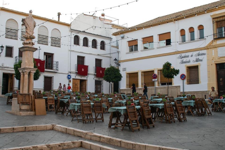 Plaza, Priego de Córdoba