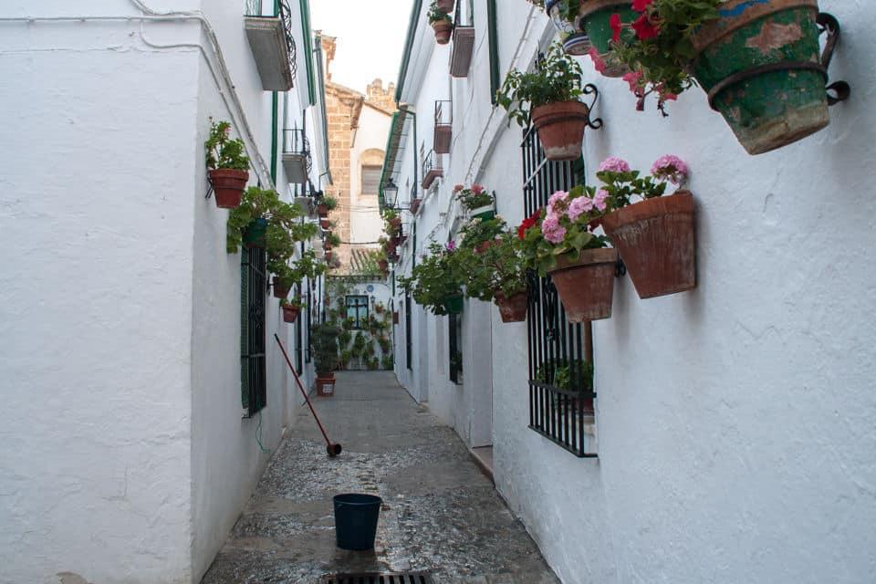 Barrio de la Villa, Priego de Córdoba
