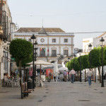Plaza Mayor, Medina Sidonia