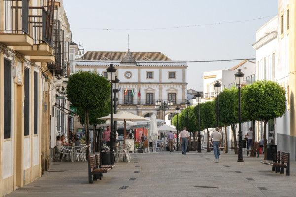 Plaza Mayor, Medina Sidonia