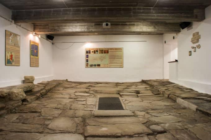 Calzada romana, Medina Sidonia
