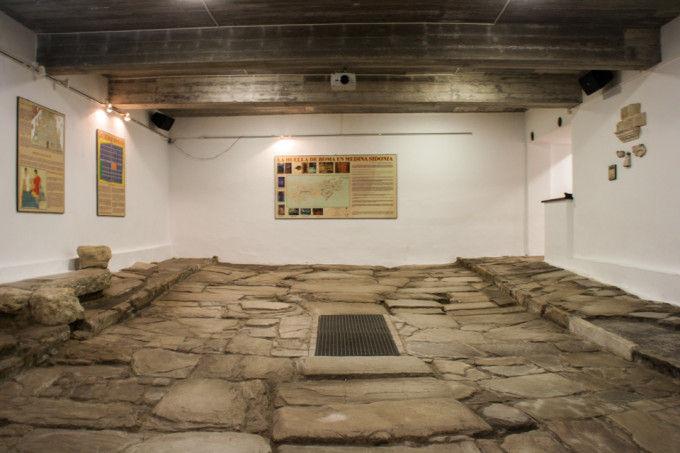 Calzada romana. Medina Sidonia