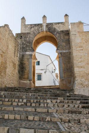 Puerta recinto amurallado. Medina Sidonia