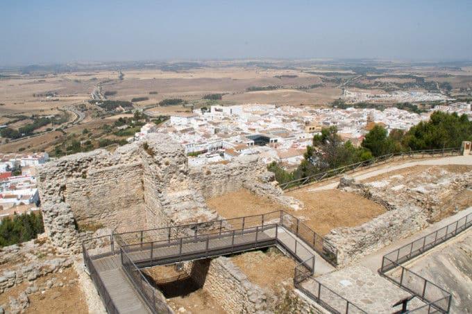 Castillo Medina Sidonia