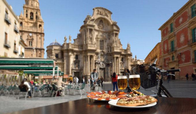 Plaza de Belluga, aperitivo