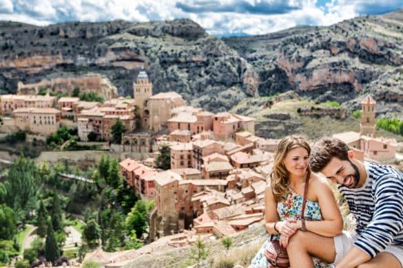 Escapadas para disfrutar en pareja en Aragón
