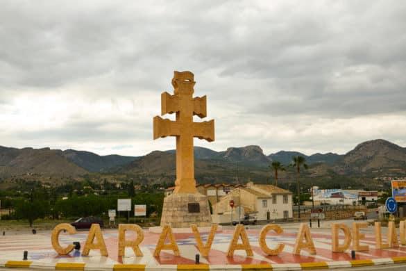 Caravaca de la Cruz, destino de peregrinación
