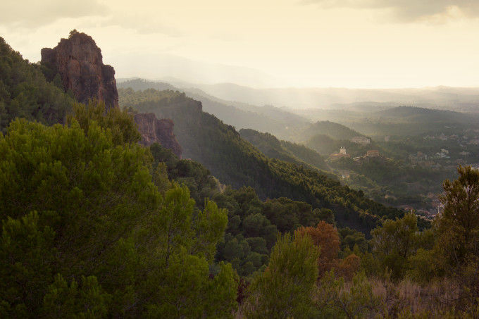 El Valle y Carrascoy. Fuente: Sergio Gonzalez. Murcia Turística