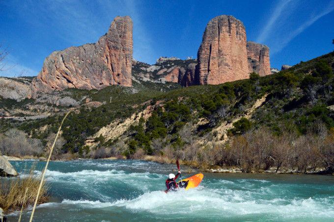 Curso Kayak Perfeccionamiento,riglos,kayak