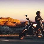 Rutas en moto. Fuente: Turismo Aragón