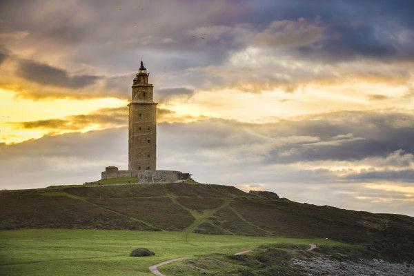 Torre de Hércules, La Coruña