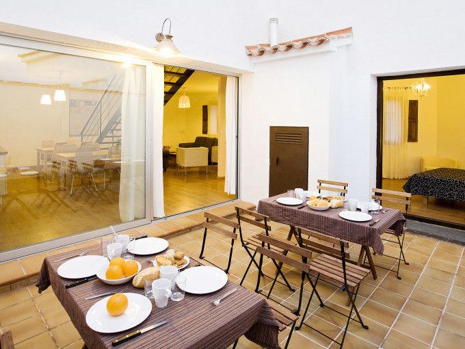 Casas rurales sostenibles que promueven turismo responsable - Casa rural monfrague ...
